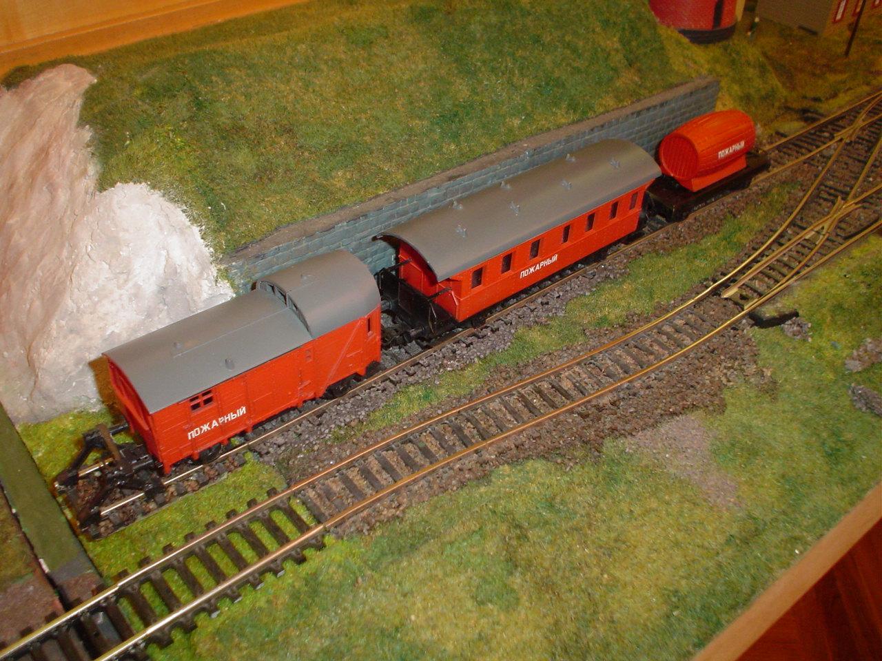 Модели жд вагонов своими руками
